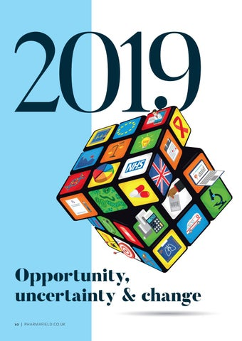 Page 12 of 2019: Opportunity, Uncertainty, & Change