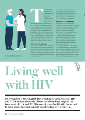 Page 28 of Living Well with HIV