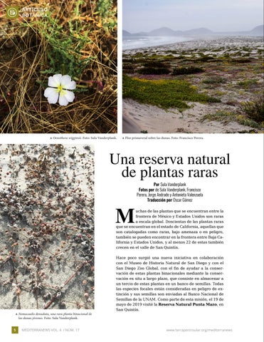 Page 6 of Una reserva natural de plantas raras