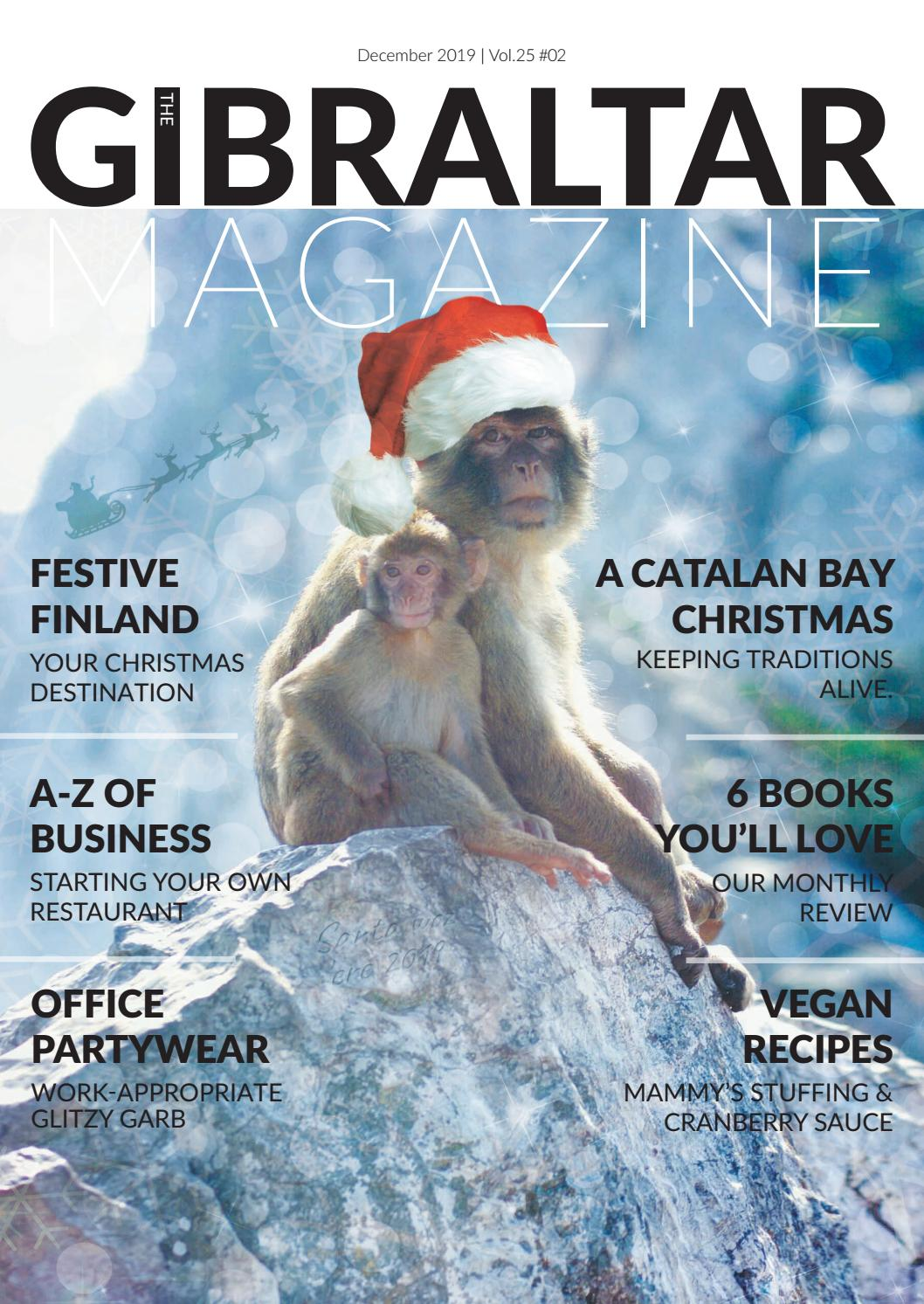The Gibraltar Magazine December 2019 by Rock Publishing Ltd