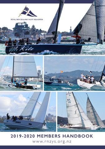 Annapolis Boat Show Spring 2020.Rnzys Members Handbook 2019 2020 By Rnzys Issuu