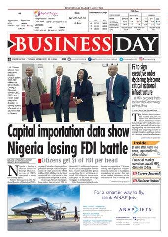 Businessday 26 Nov 2019 By Businessday Issuu
