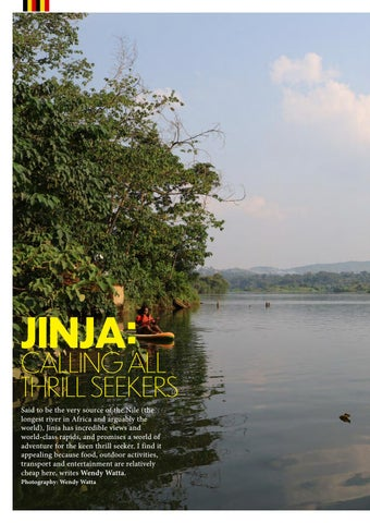 Page 22 of JINJA: CALLING ALL THRILL SEEKERS