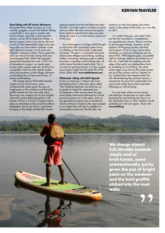 Page 23 of JINJA: CALLING ALL THRILL SEEKERS