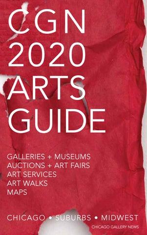 Krasl Art Fair 2020.Cgn 2020 Arts Guide By Chicago Gallery News Issuu