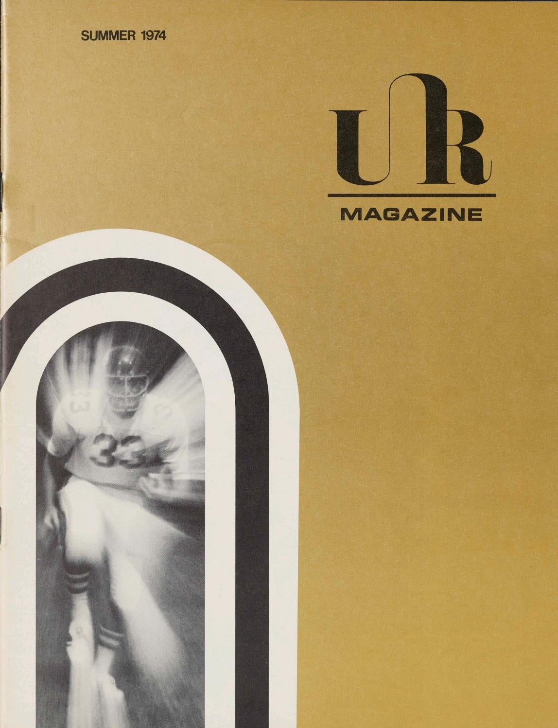 University Of Richmond Magazine Summer 1974 By Ur Scholarship Repository Issuu