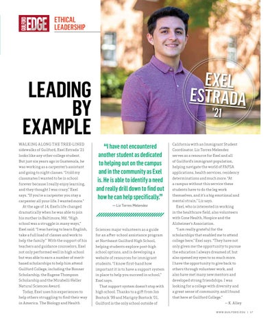 Page 19 of LEADING BY EXAMPLE