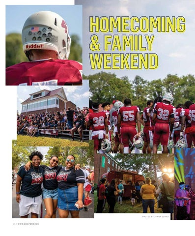 Page 4 of HOMECOMING & FAMILY WEEKEND