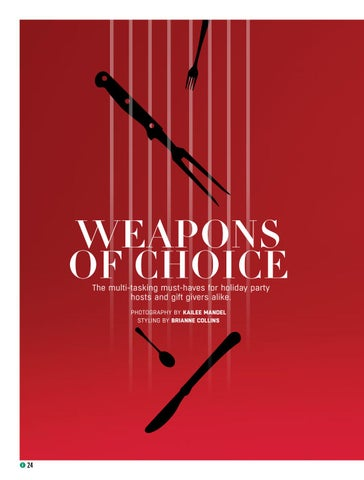 Page 24 of Weapons of Choice