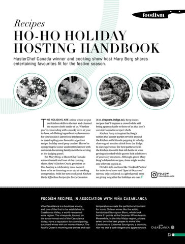 Page 33 of Ho-Ho Holiday Hosting Handbook