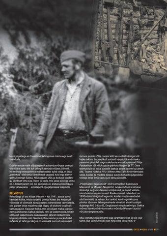 Page 37 of Mehed metsast ja nende varustus ehk Mida kandsid ja kasutasid metsavennad?