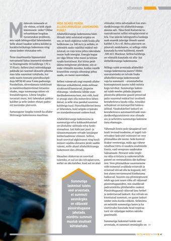 Page 41 of Padrun laadida! 3 Allahelikiirusega laskmisest