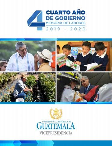Cuarto Informe De Gobierno Vicepresidencia By La Revista