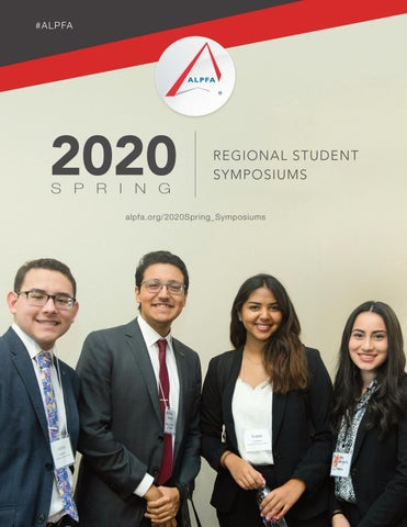 Career Fair Tamu Spring 2020.2020 Spring Rs Sponsor Sales Brochure By Alpfa Inc Issuu