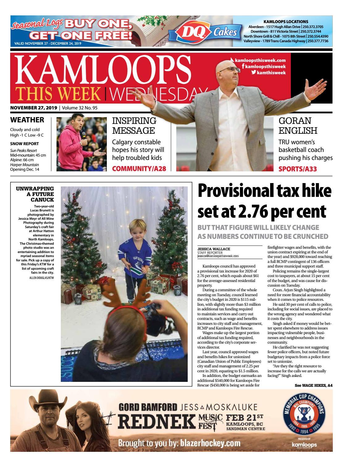 Kamloops This Week November 27 2019 By Kamloopsthisweek Issuu