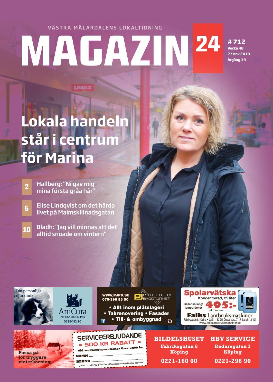 träffa kvinnor och män i köping