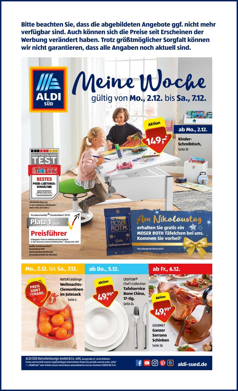 Aldi Kw 49 By Saarbrucker Verlagsservice Gmbh Issuu