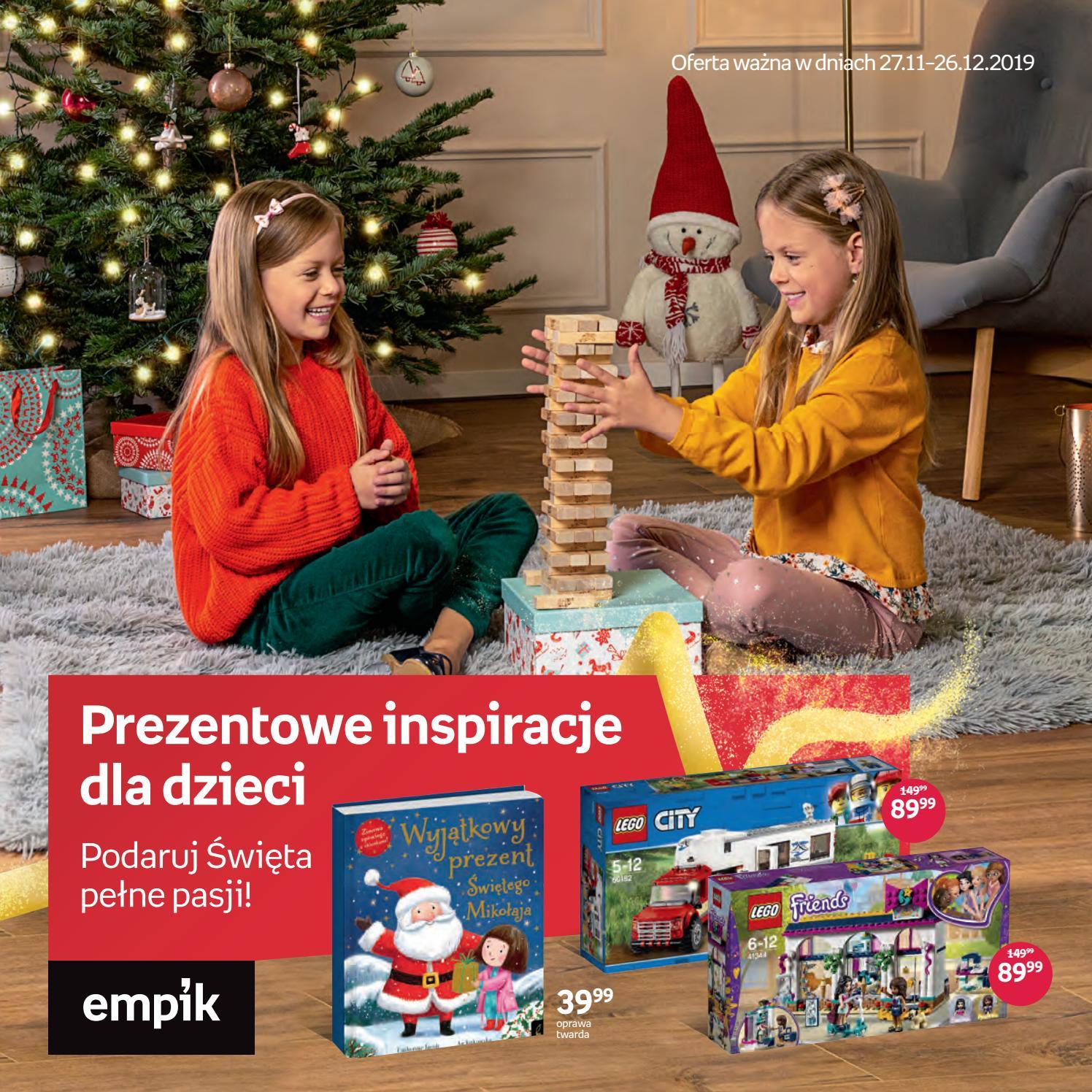 Empik Prezentowe Inspiracje Dla Dzieci By Empik Issuu