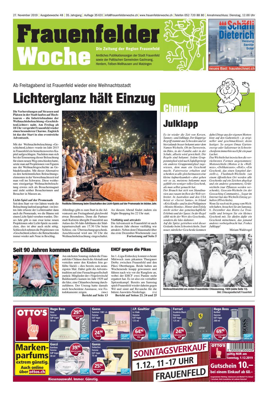 Familienverein-Jubilumsjahr - Zehnder Print