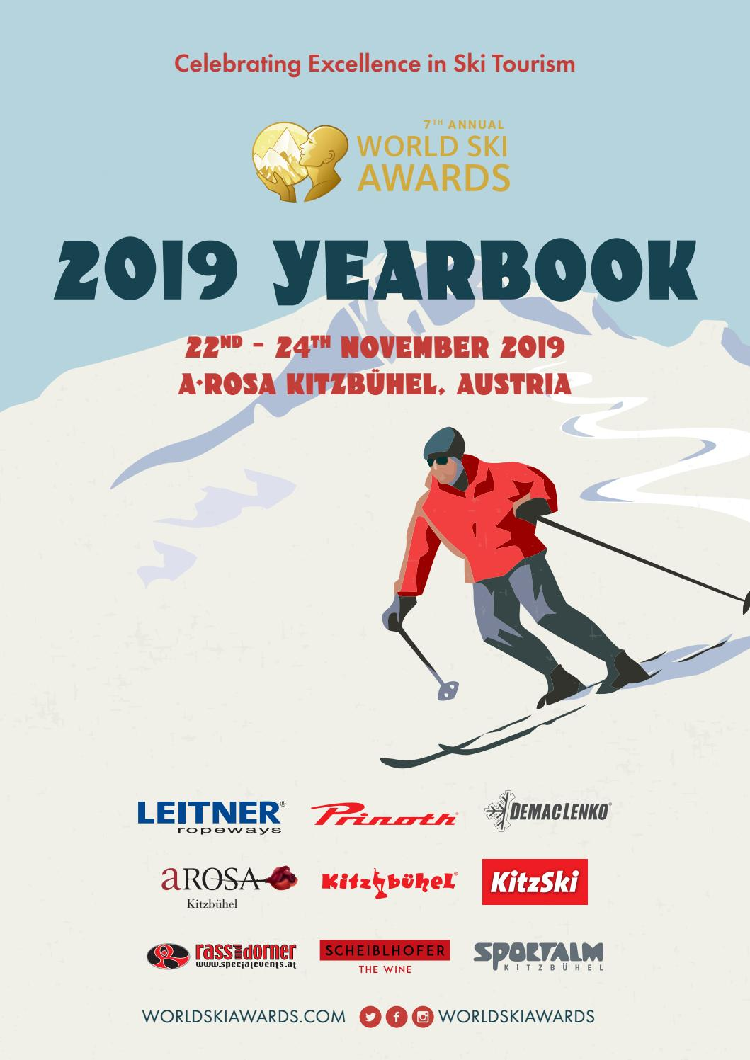World Ski Awards 2019 Yearbook