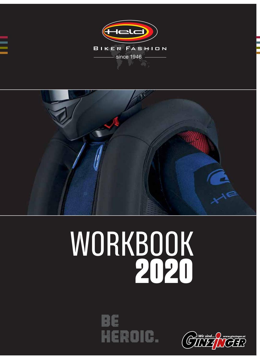 Held Katalog 2020 by Ginzinger Zweirad issuu