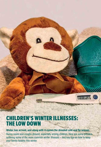 Page 10 of CHILDREN'S WINTER ILLNESSES: THE LOW DOWN