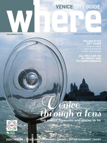 Where Magazine Venice Dec 2019 By Morris Media Network Issuu