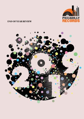 Piccadilly Records End Of Year Review 2019 by Piccadilly