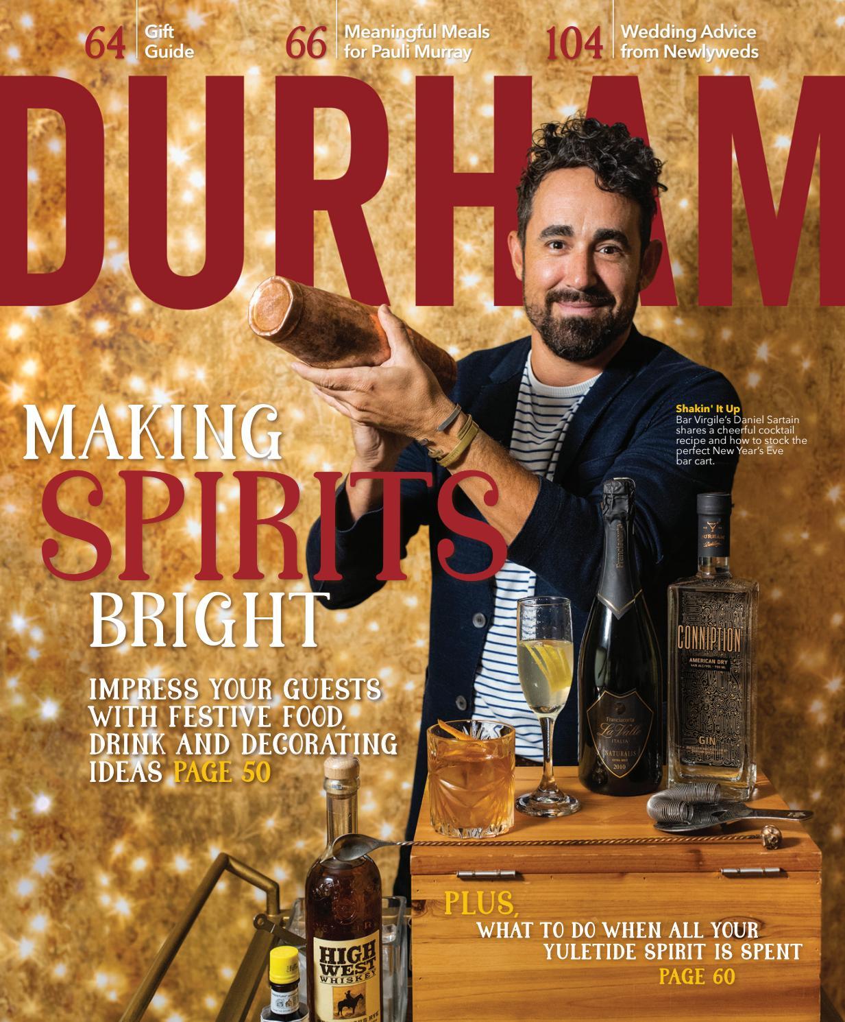 Durham Magazine December/January 9 by Shannon Media   issuu
