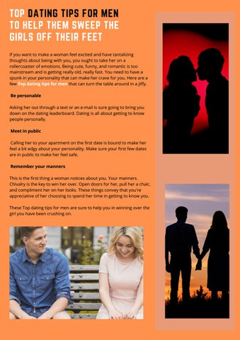 free dating online provisions