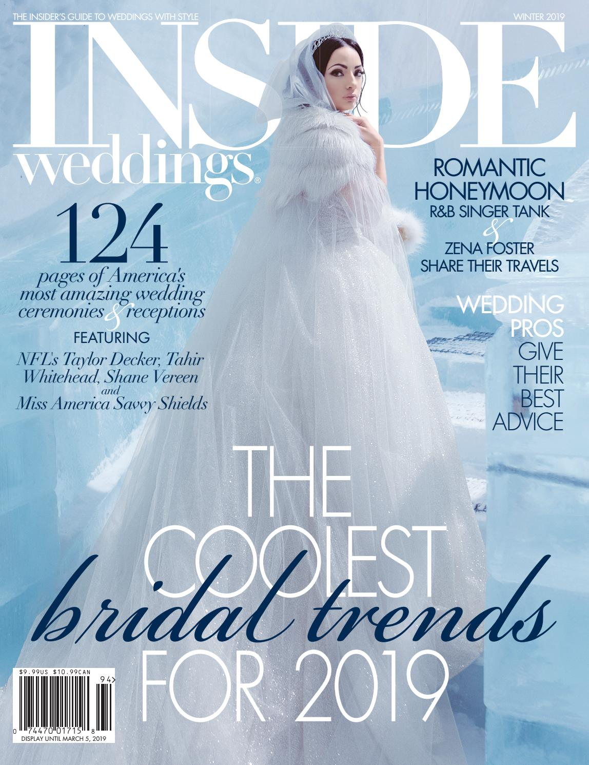 Inside Weddings Winter 2019 By Inside Weddings Issuu