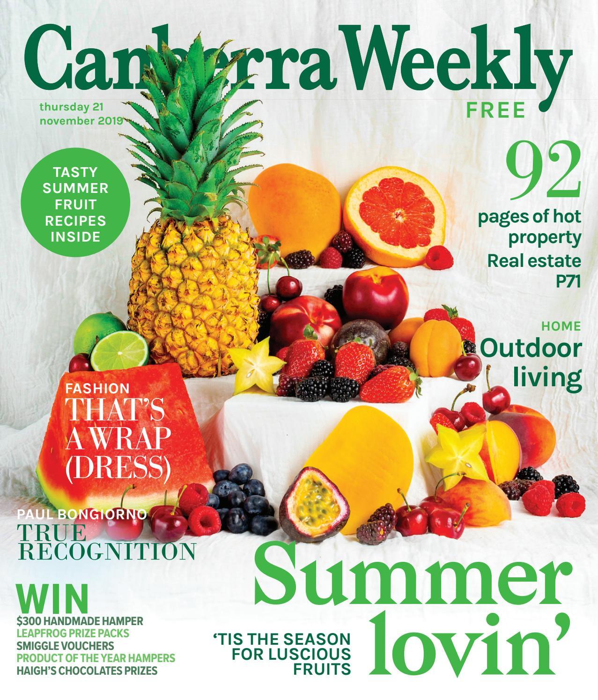 25 November 25 by Canberra Weekly Magazine   issuu