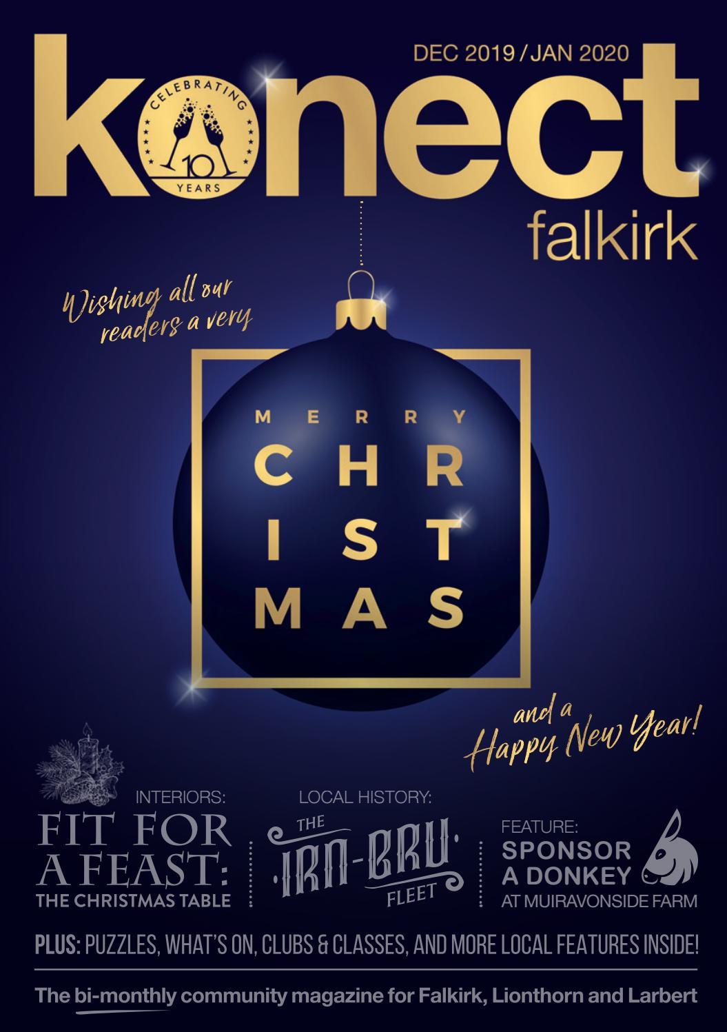 Konect Falkirk Dec19jan20 By Konect Magazines Issuu