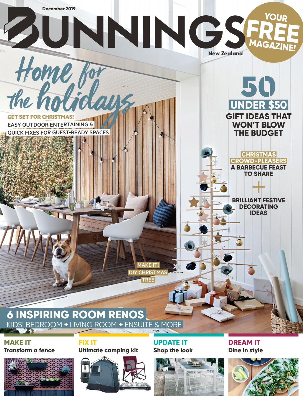 Bunnings Magazine Nz December 2019 By Bunnings Issuu