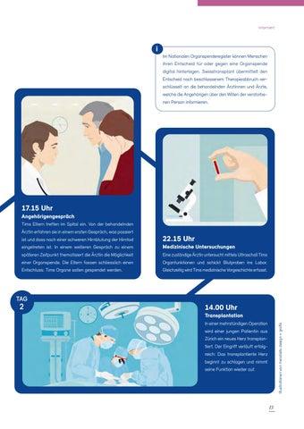 Page 13 of Die neue Jugendbroschüre ist da!