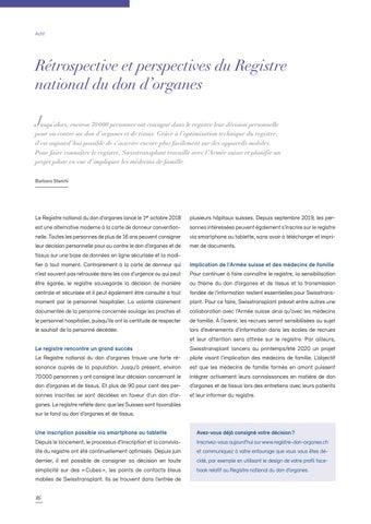 Page 16 of Pr Dr Walter Weder: le pionnier suisse de la transplantation pulmonaire