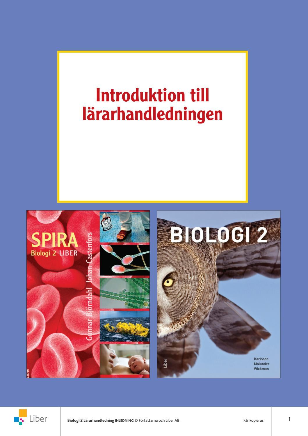 spira biologi 2