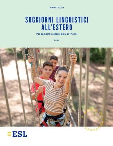 Soggiorni linguistici all\'estero – per bambini e adolescenti ...