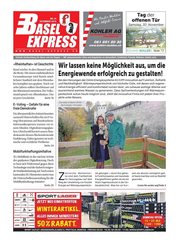 Basel Express 10 19 By Tradexpress Issuu