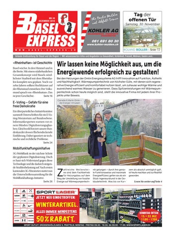 Basel Express 10 19 By Tradexpress Issuu