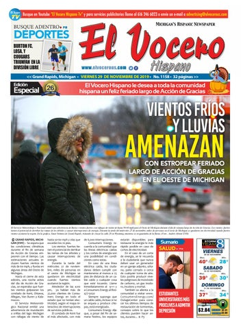 El Vocero Hispano Edicion 1158 By El Vocero Hispano Issuu