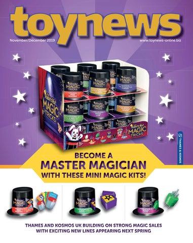 ToyNews Nov/Dec 2019 by Biz Media Ltd - issuu