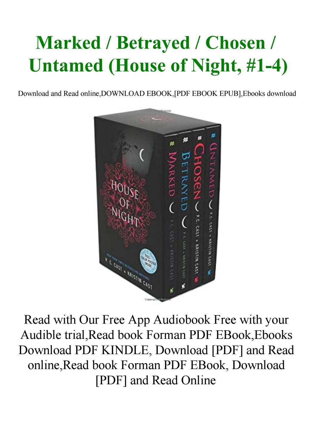 Betrayed (House of Night #2) read online free by P. C. …