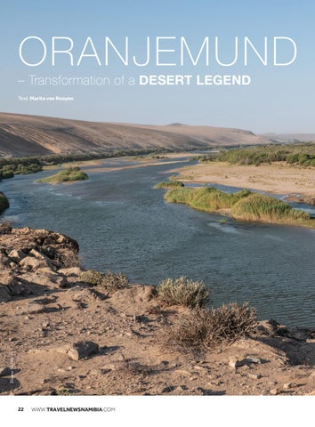 Page 24 of Oranjemund – Transformation of a desert legend