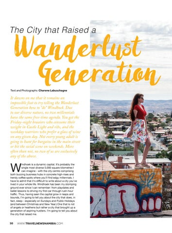 Page 52 of The City that Raised a Wanderlust Generation