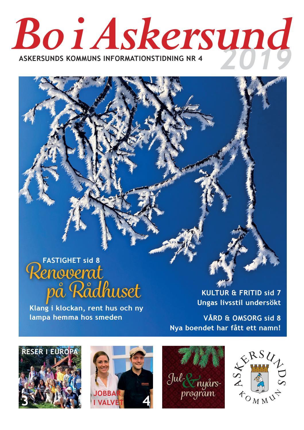 Nyinflyttade p Sikudden 12, Askersund | satisfaction-survey.net