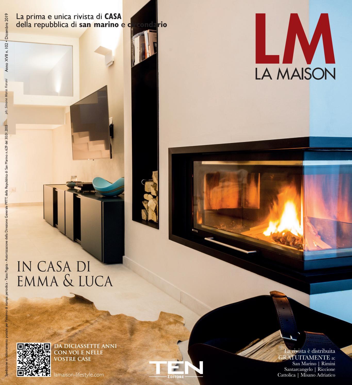Sweet Home 3D Controsoffitto la maison n°102 (dicembre 2019) by ten advertising s.r.l.