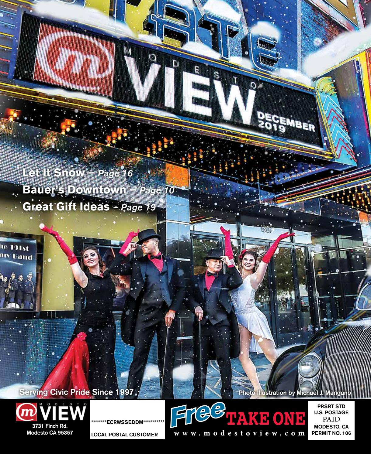 Gallo Center Tims Christmas Carol December 6, 2020 ModestoView December 2019 by Modestoview   issuu