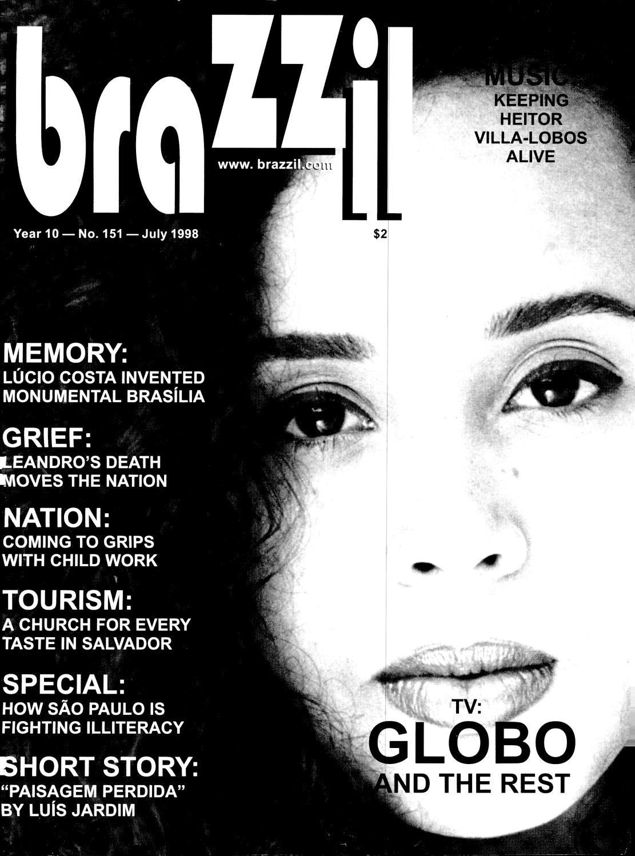 Brazzil Year 10 Number 151 July 1998 By Brazzil Magazine Issuu