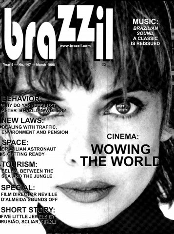 Brazzil Year 9 Number 147 March 1998 By Brazzil Magazine Issuu